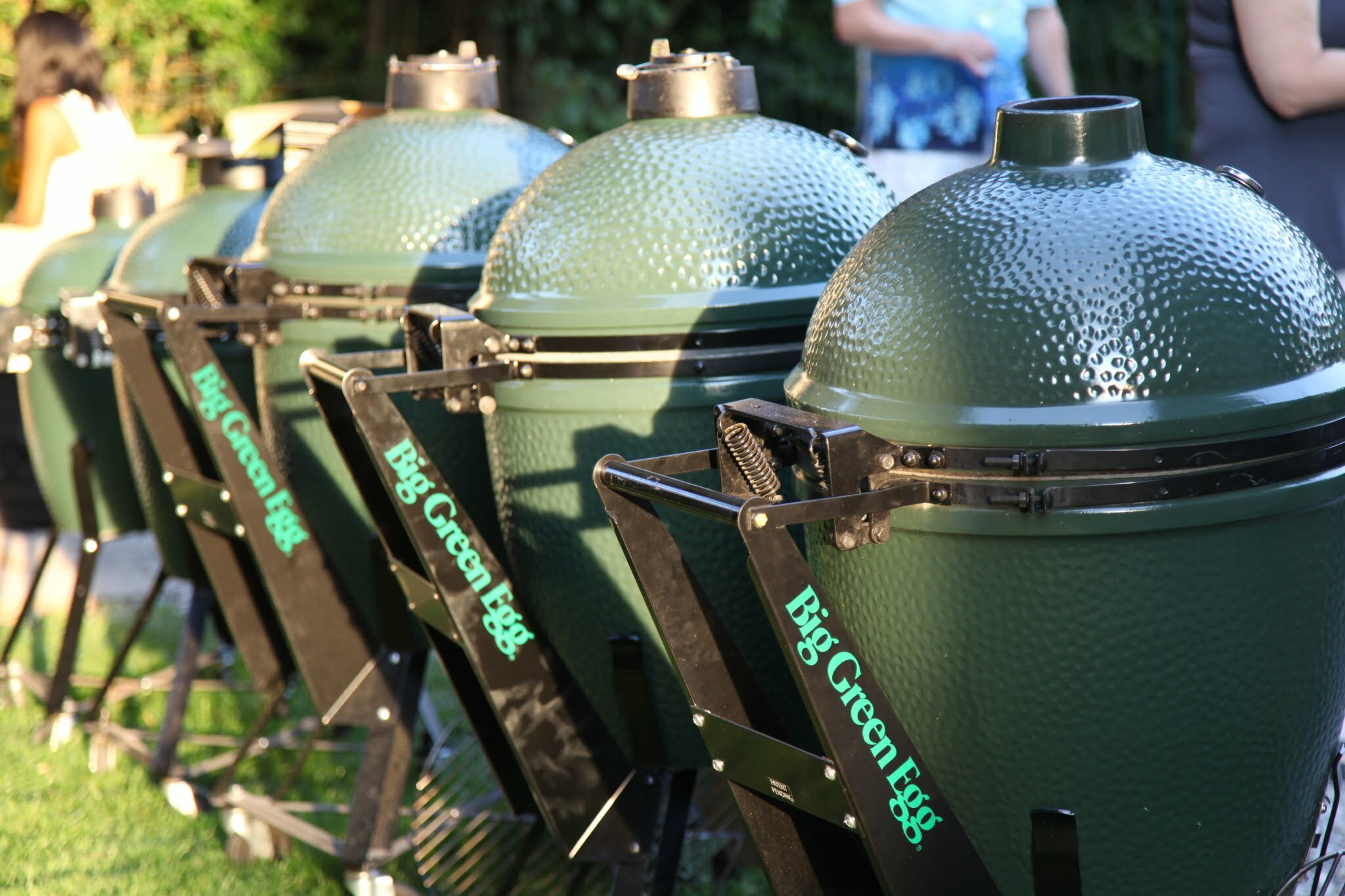 Big Green Egg-Parade