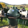 Ostergeschenk Big Green Egg