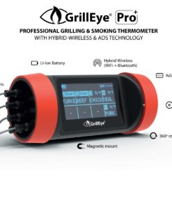Grill Eye Pro Plus Bluetooth Thermometer