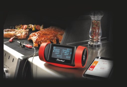 GrillEye Pro Plus Bluetooth Thermometer
